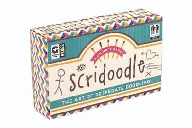 Matchbox - Scridoodle cover