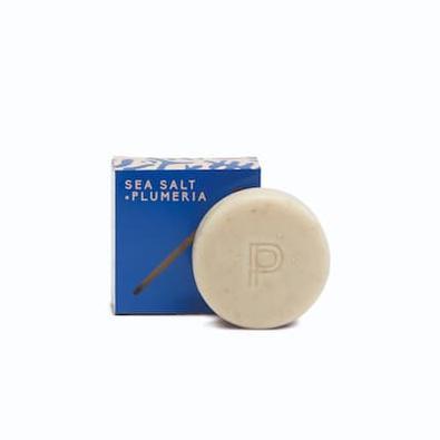 Sea Salt & Plumeria Oatmeal Bar Soap cover