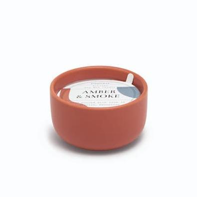 Wabi Sabi Candle - Amber & Smoke - Small cover