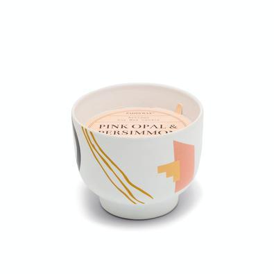 Wabi Sabi Candle - Pink Opal & Persimmon - Large cover