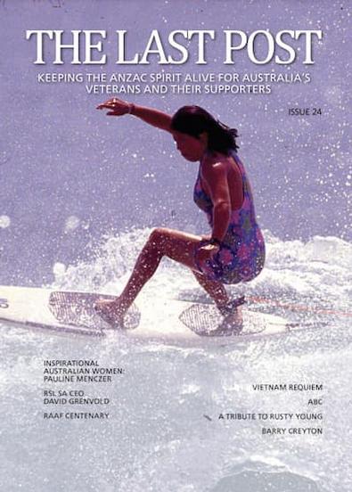 The Last Post magazine cover