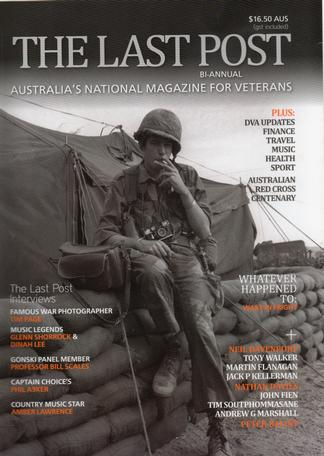 The Last Post magazine cover