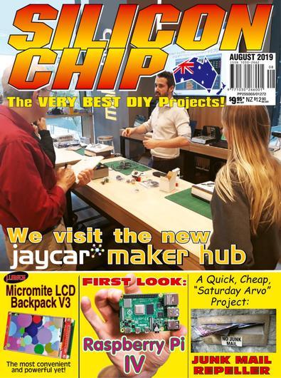 SILICON CHIP magazine subscription