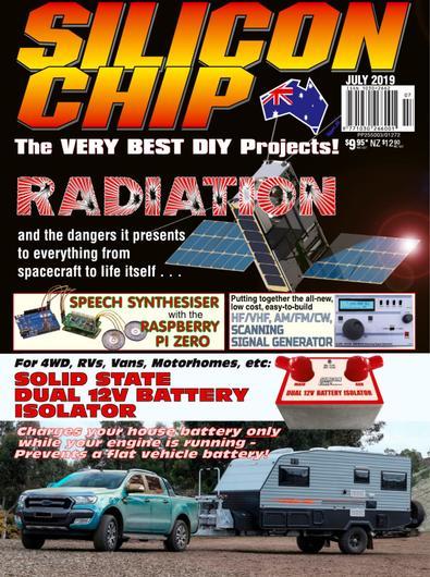 SILICON CHIP magazine cover