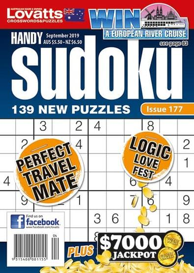 Lovatts Variety Prize Puzzles - 12 Month Subscription