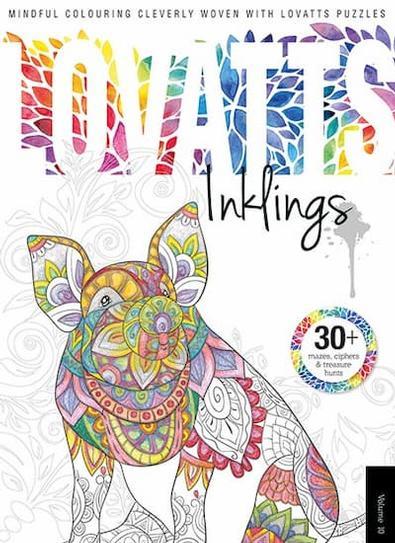 Inklings - Volume 10 cover