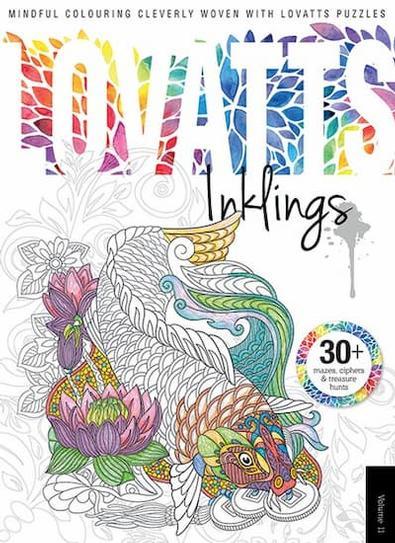 Inklings - Volume 11 cover