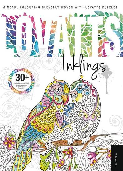 Inklings - Volume 14 cover