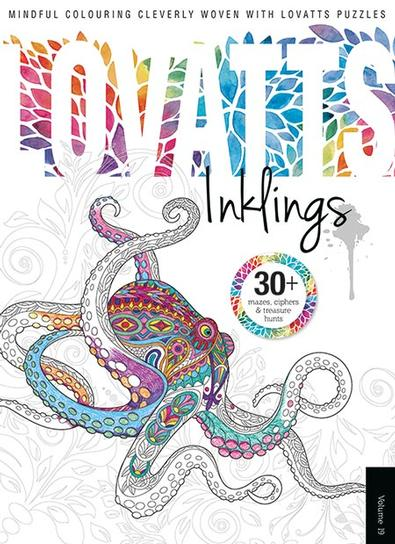 Inklings magazine cover