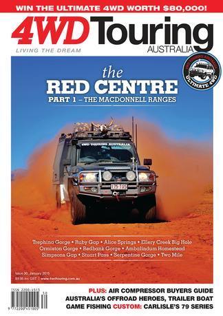 4WD Touring Australia 30 magazine cover