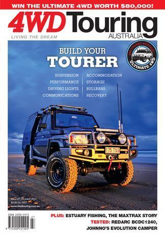 4WD Touring Australia Issue 27 magazine cover
