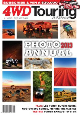 4WD Touring Australia Issue 13 magazine cover
