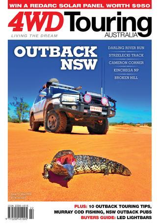 4WD Touring Australia  Issue 22 magazine cover