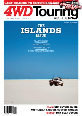 4WD Touring Australia Issue 18 magazine cover