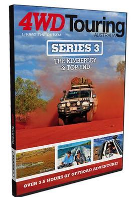 4WD Touring Australia: Series 3 DVD cover