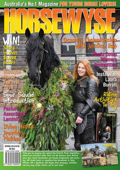HorseWyse magazine cover