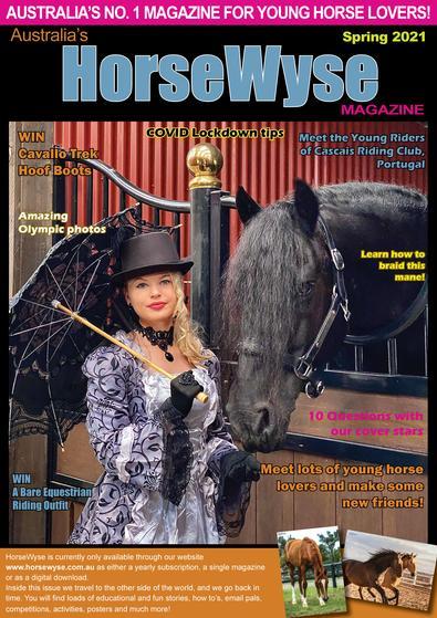 HorseWyse magazine cover