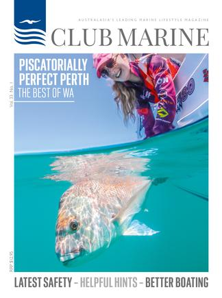 Club Marine magazine cover