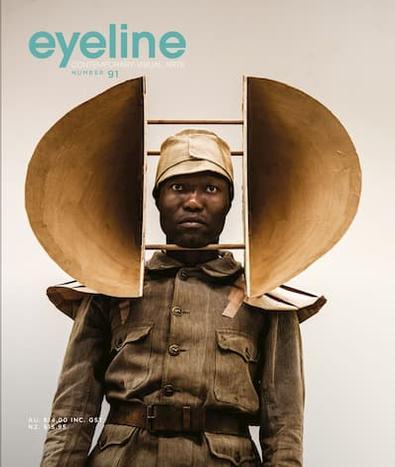 Eyeline magazine cover