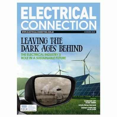 Electrical Connection magazine cover