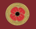 Free Poppy Medallion