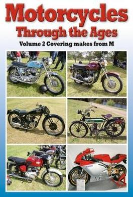 Motorcycles through the Ages Vol 2 cover
