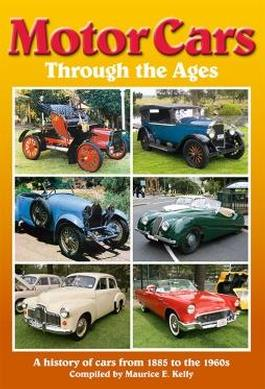 Motorcars through the ages cover