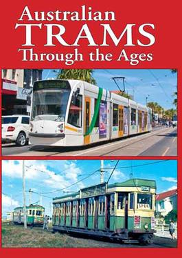 Australian Trams through the Ages cover