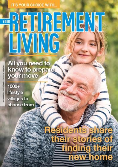 Your Retirement Living cover