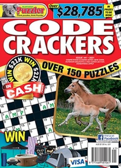 Code Crackers magazine cover