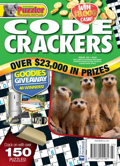 Code Crackers magazine cover