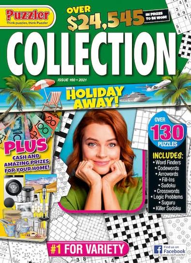 Puzzler Collection magazine cover