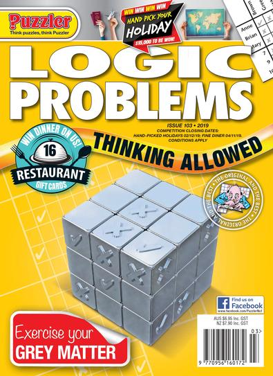 Logic Problems magazine cover