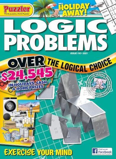 Logic Problems magazine cover