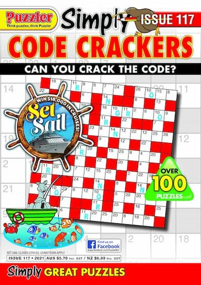 Simply Code Crackers magazine cover