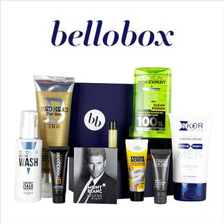 bellobox (men's) Gift Pack cover