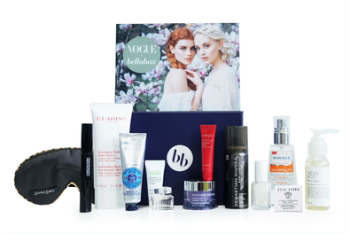 Bellabox VOGUE limited edition box cover