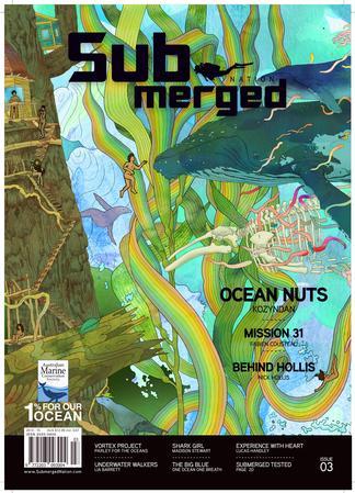Submerged Nation magazine subscription