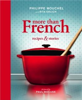 More than French - Recipes and Stories cover