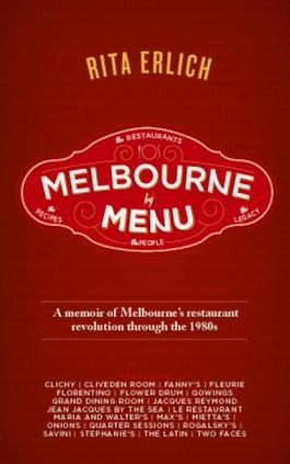 Melbourne By Menu cover