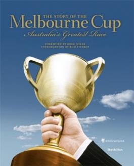 The Story of the Melbourne Cup cover
