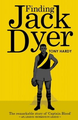 Finding Jack Dyer cover