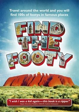 Find The Footy cover