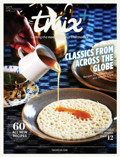 TMix+ magazine cover