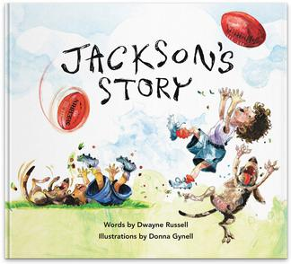 Jacksons Story cover