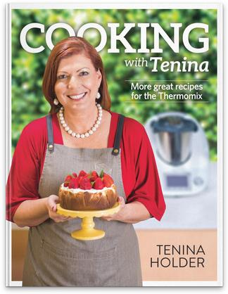 Cooking with Tenina cover