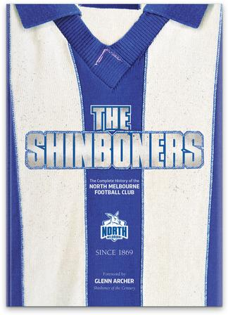 The Shinboners - Complete History of the North cover