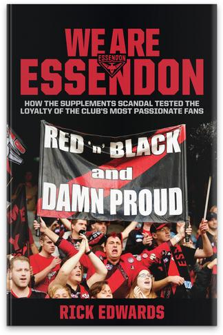 We Are Essendon cover