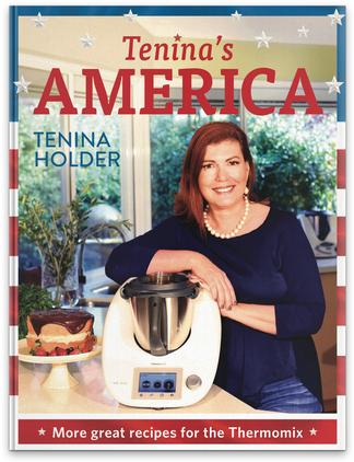 Tenina's America, by Tenina Holder cover
