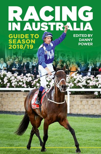 Racing In Australia : Guide to Season 2018/2019 cover